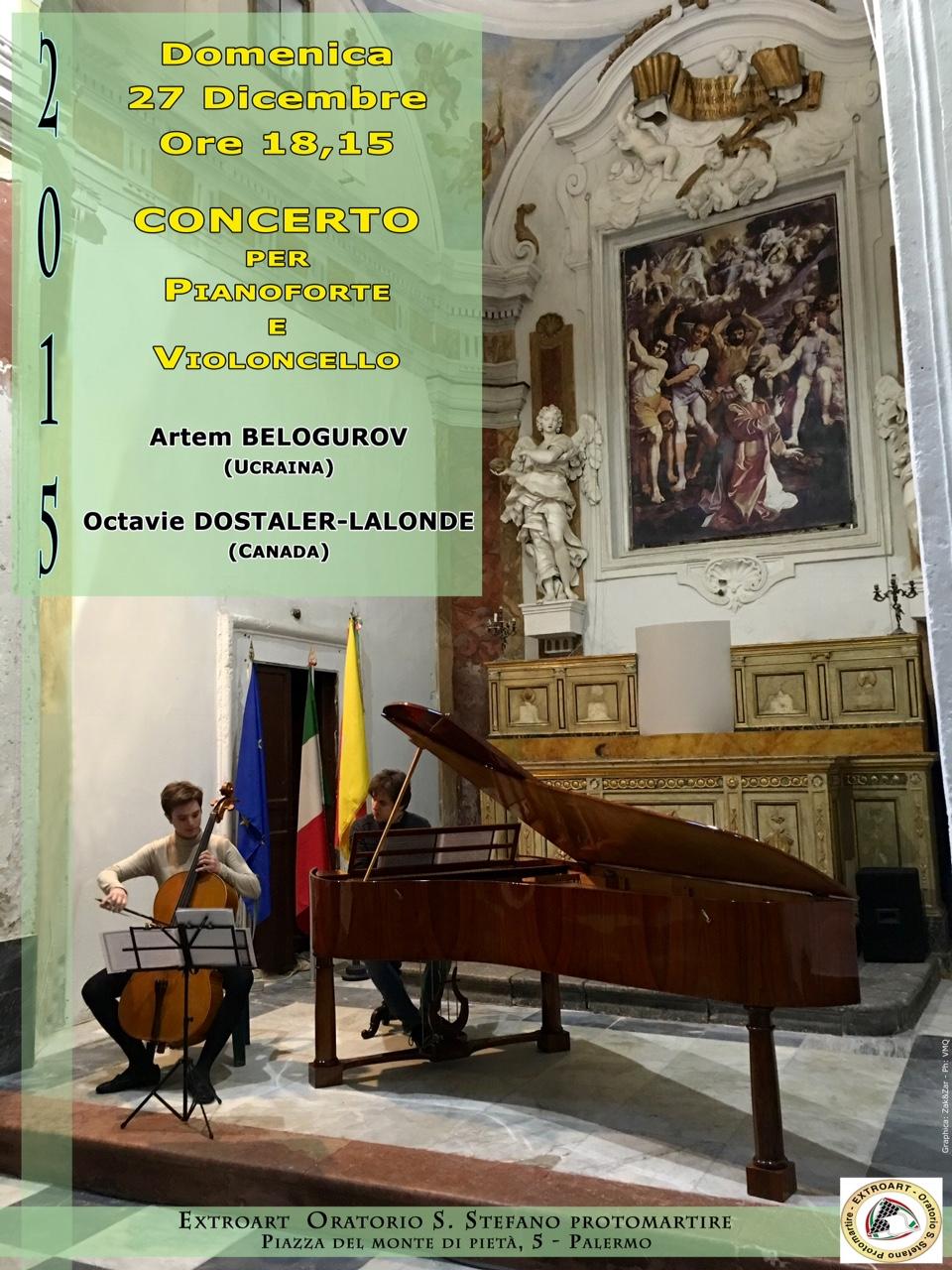 Concerto per pianoforte e violoncello